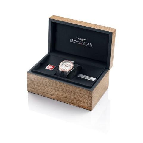 Reloj Sandoz Edición Limitada 81419-07 2