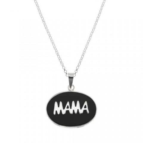 Colgante Personalizado de Plata Mama