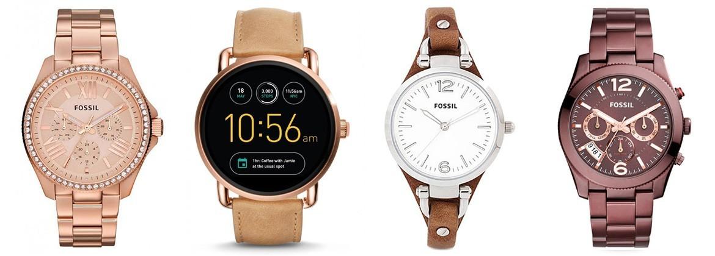Relojes Fossil para Mujer - Comprar Online en Joyasenroydiamante.com