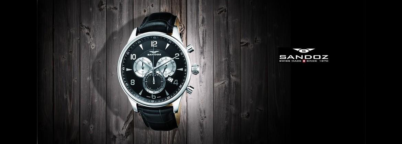 Relojes Sandoz - Comprar Online en Joyasenroydiamante.com