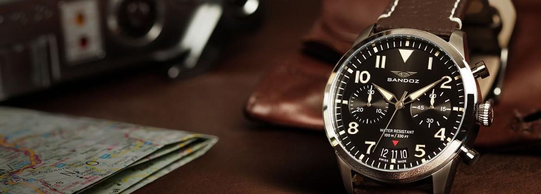 Relojes Sandoz para Hombre - Comprar Online en Joyasenroydiamante.com