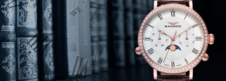 Relojes Sandoz para Mujer - Comprar Online en Joyasenroydiamante.com