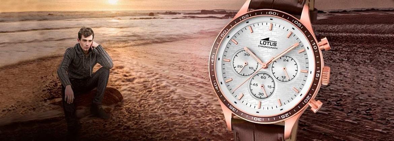 Relojes Lotus para hombre - Comprar Online en Joyasenroydiamante.com