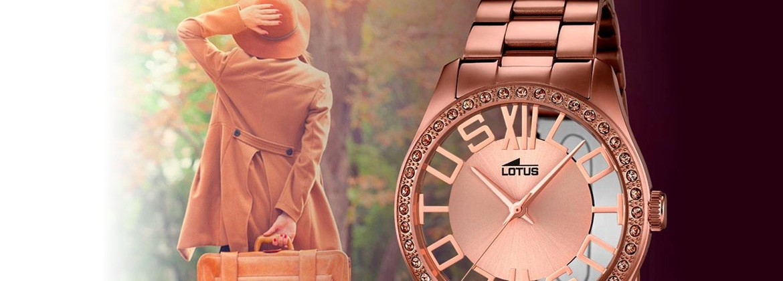 Relojes Lotus para Mujer - Comprar Online en Joyasenroydiamante.com