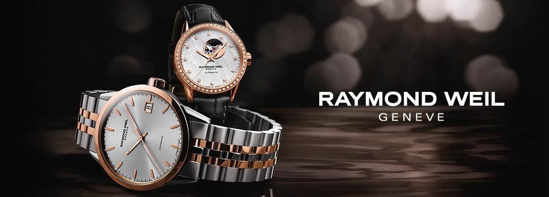 Relojes Raymond Weil - Comprar Online en Joyasenroydiamante.com