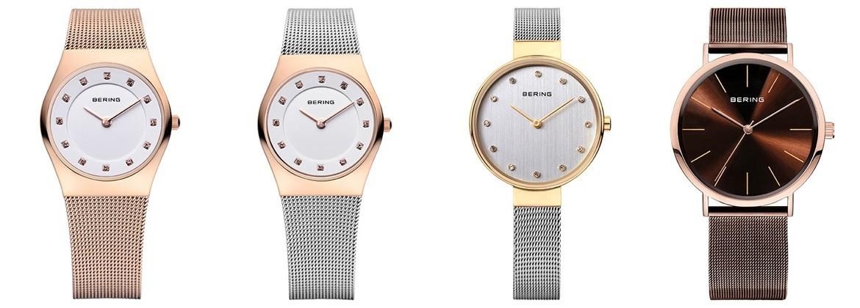 Relojes Bering Mujer - Comprar Online en Joyasenroydiamante.com