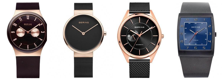 Relojes Bering Hombre - Comprar Online en Joyasenroydiamante.com