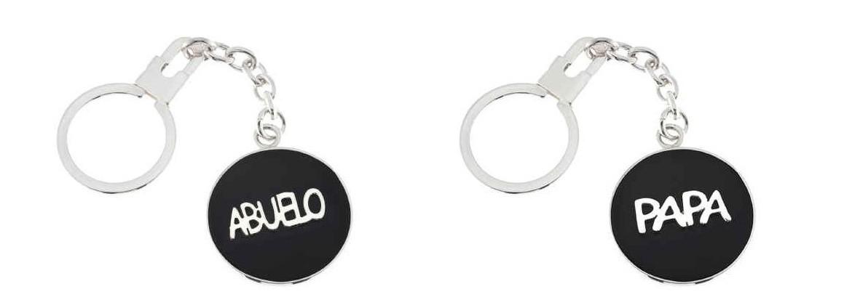 Llaveros Personalizados - Comprar Online en Joyasenroydiamante.com