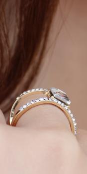Joyas en oro y diamante